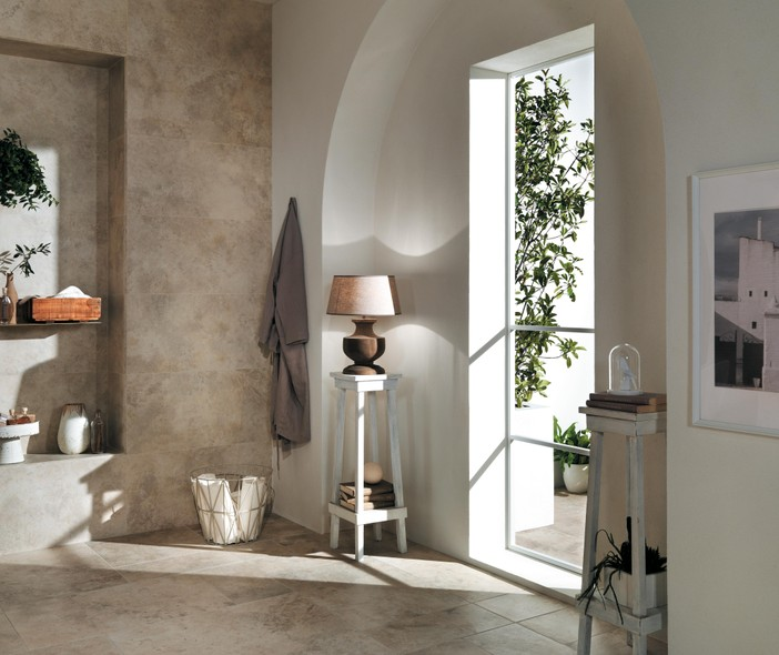 Koupelna ve venkovském stylu 11