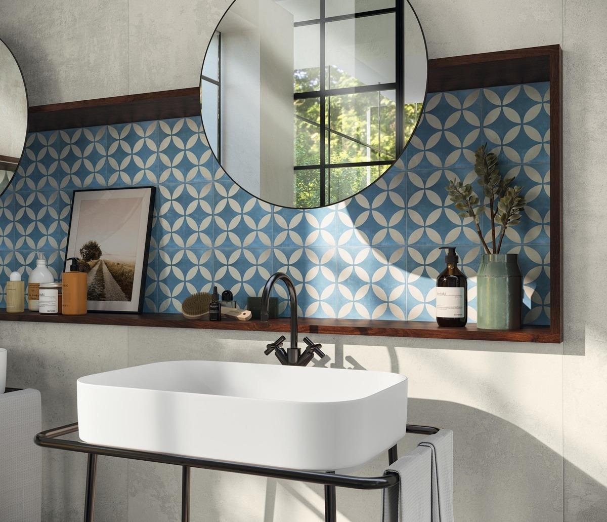 Koupelna provence 11