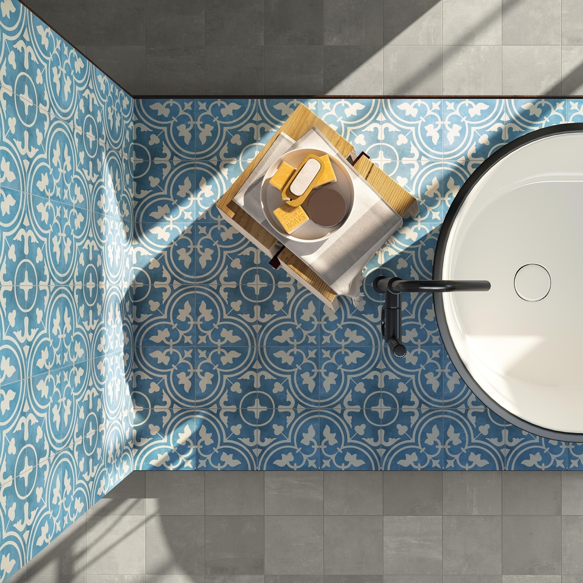 Koupelna provence 12