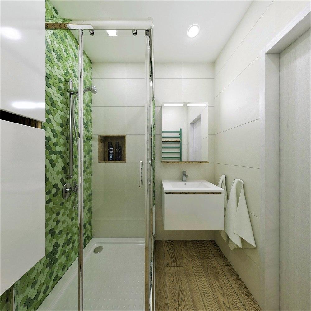 Velká proměna malé koupelny 2