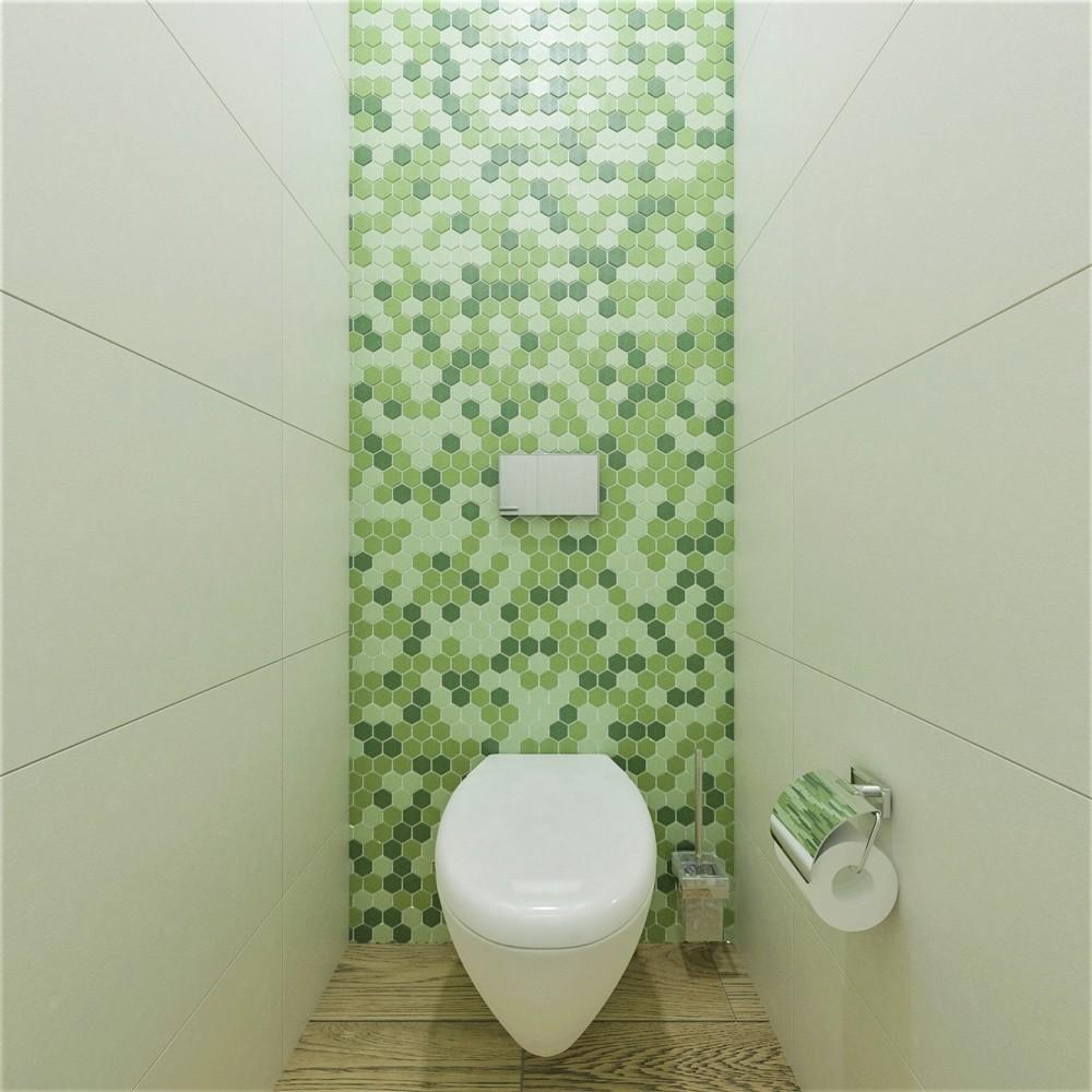 Velká proměna malé koupelny 3
