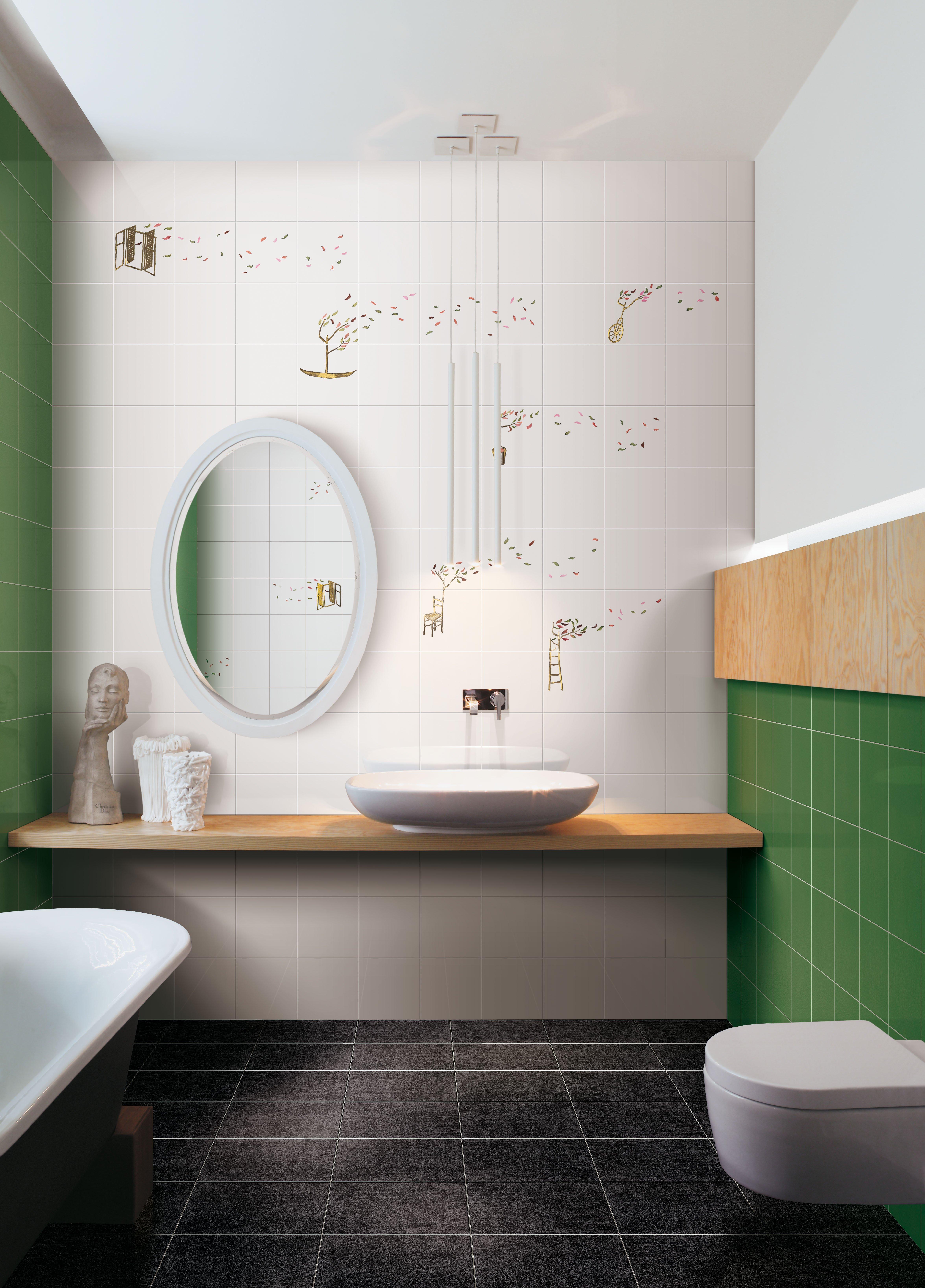 Koupelna ve venkovském stylu 5
