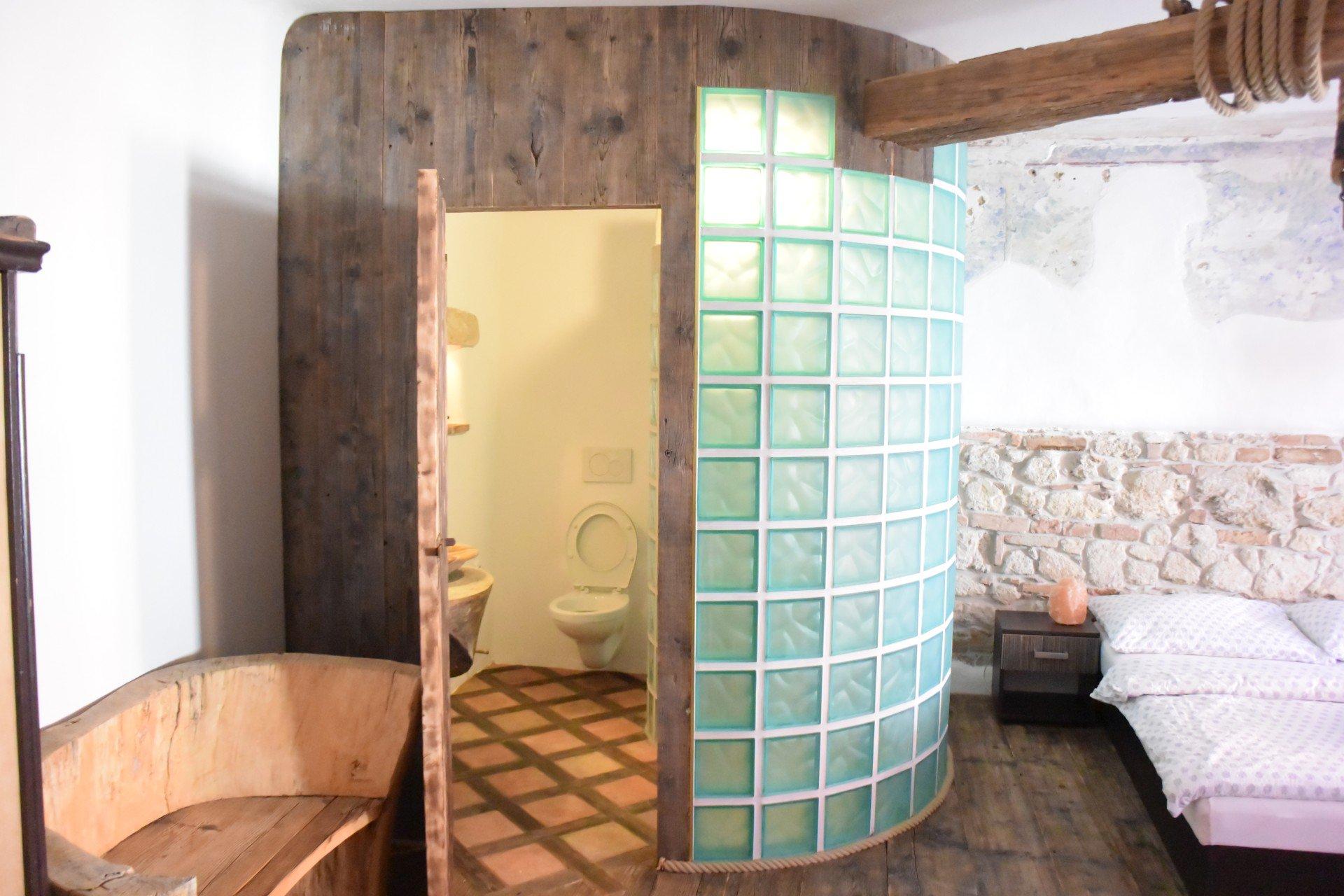 Koupelna ve venkovském stylu 6