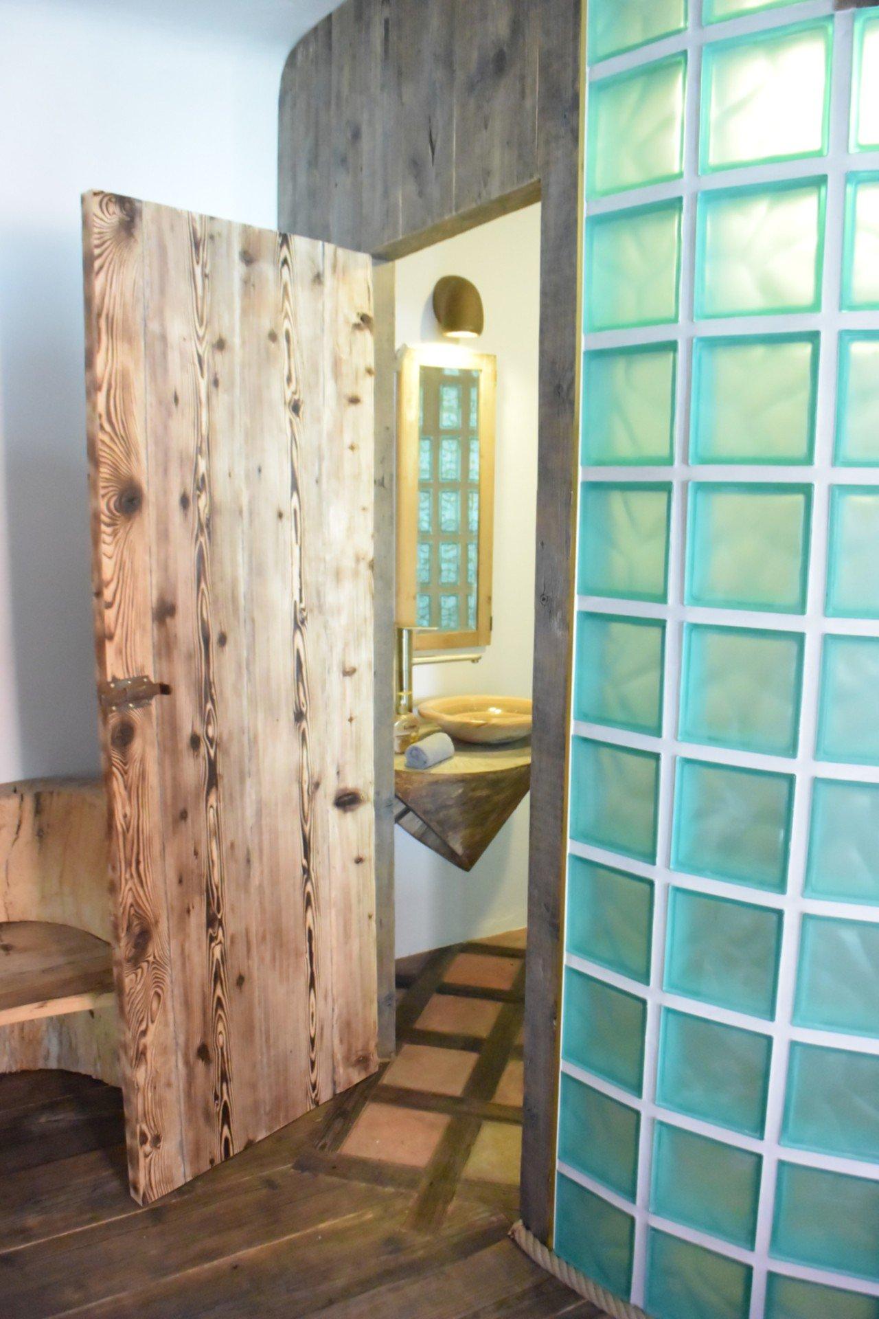 Koupelna ve venkovském stylu 7