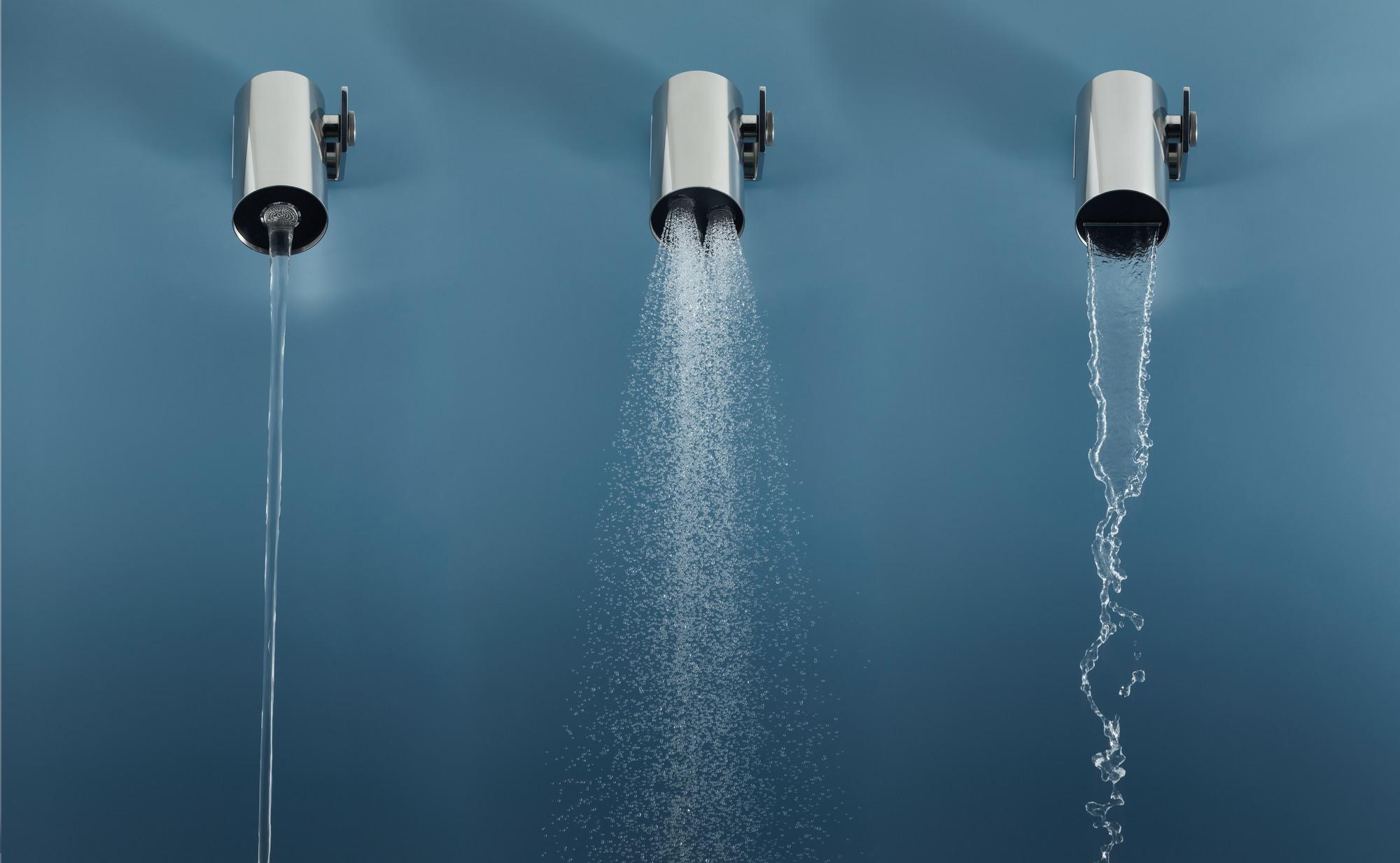 Jaká je správná výška pro instalaci sprchových baterií a hlavic? 3