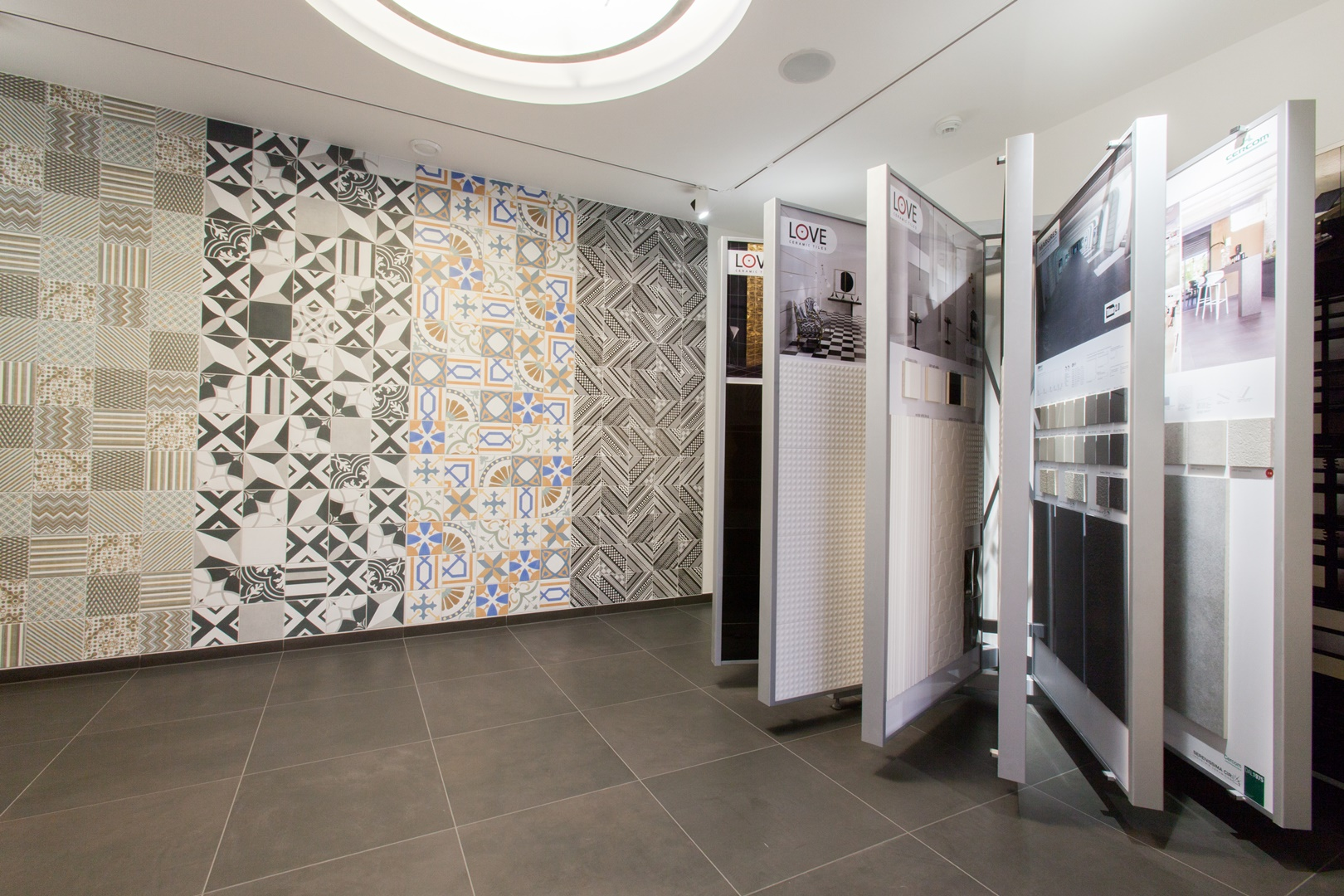 Showroom koupelen Brno 3