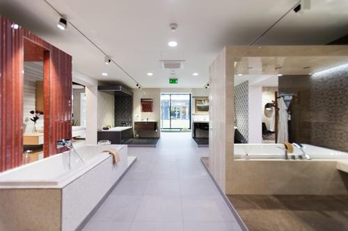 Showroom koupelen Brno 2