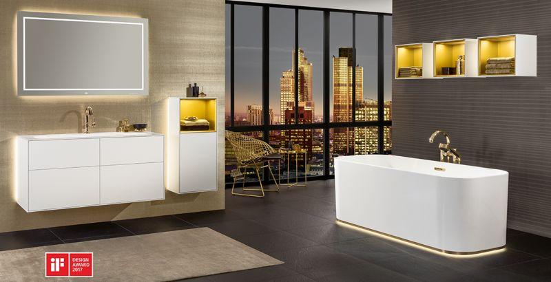 Moderní koupelna 15