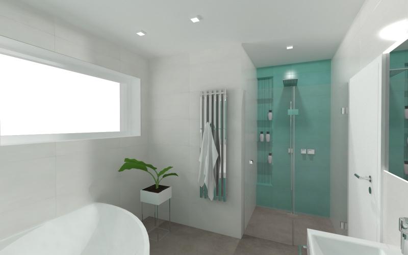 Malá koupelna 34