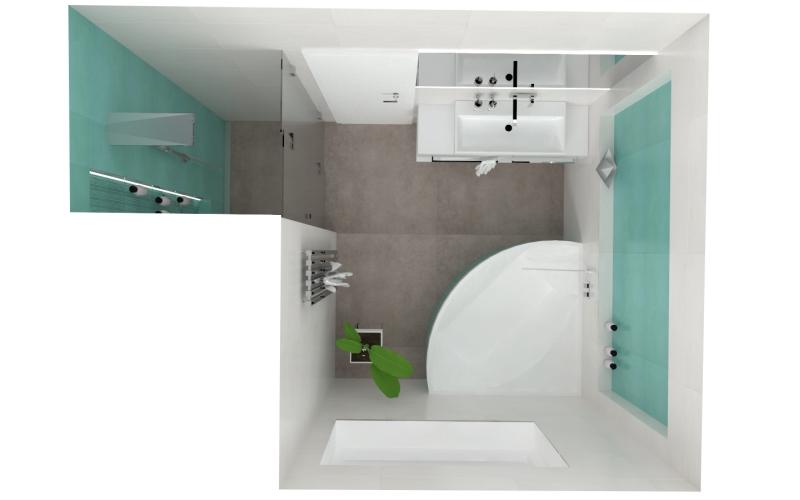 5 tipů pro malou koupelnu 18