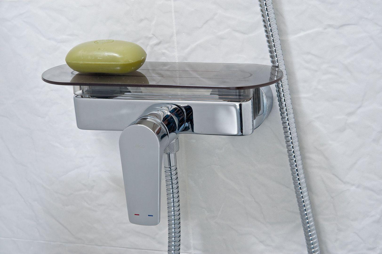 Sprchové hadice a tyče 1