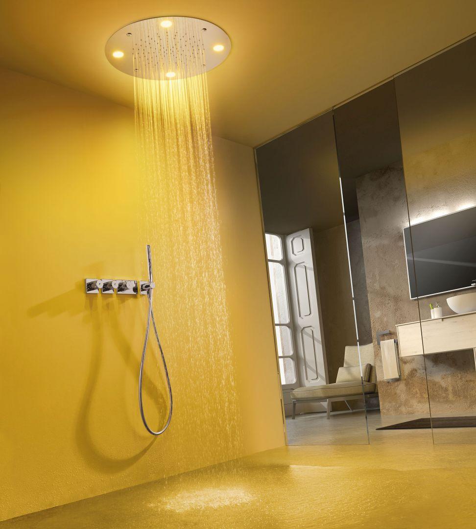 Typy sprchových baterií z hlediska umístění 9