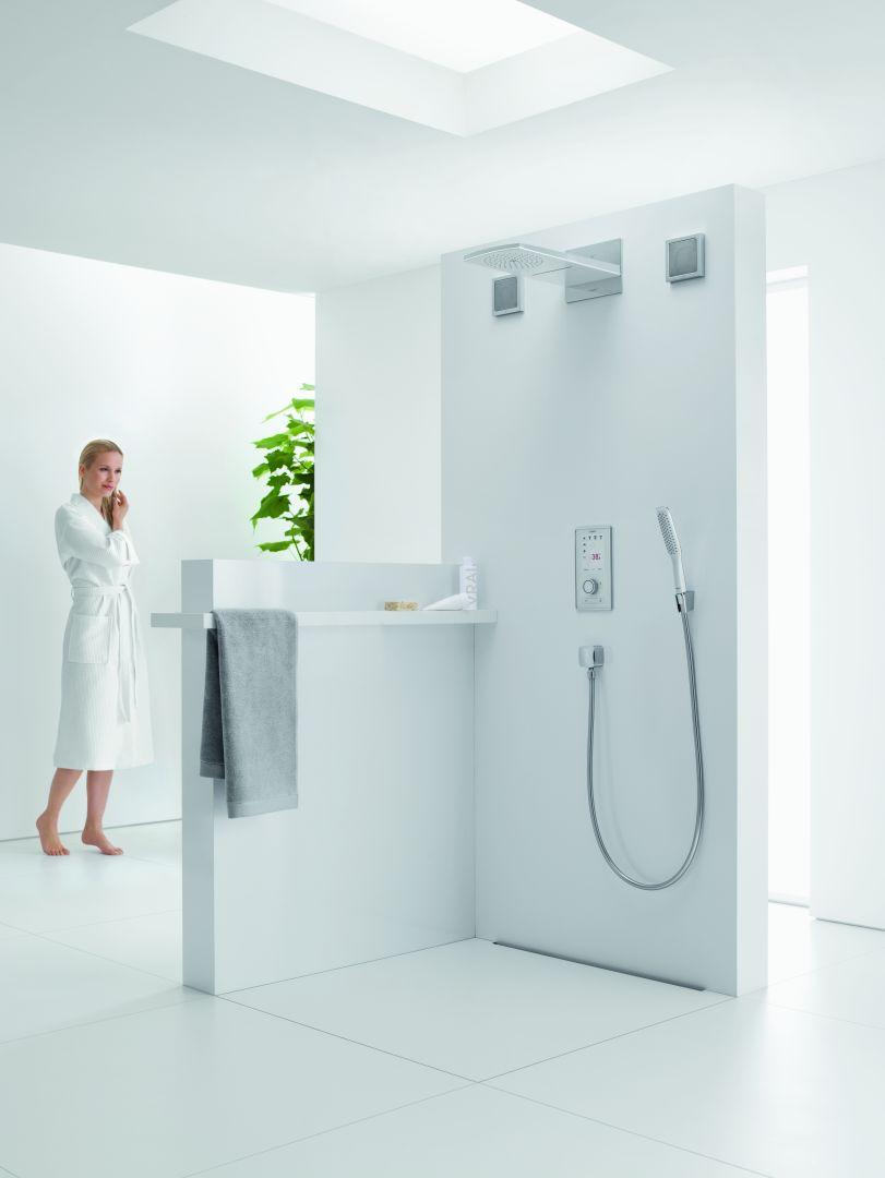 Typy sprchových baterií z hlediska umístění 10
