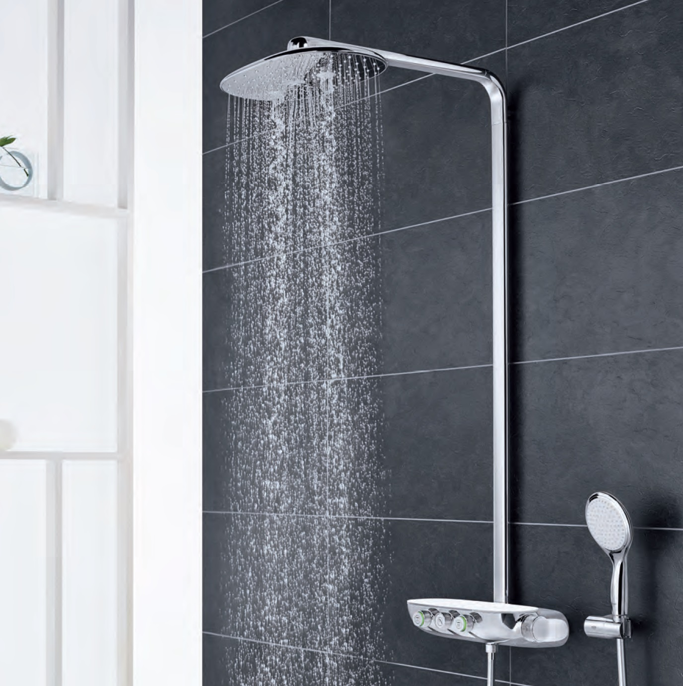 Sprchové hadice a tyče 2