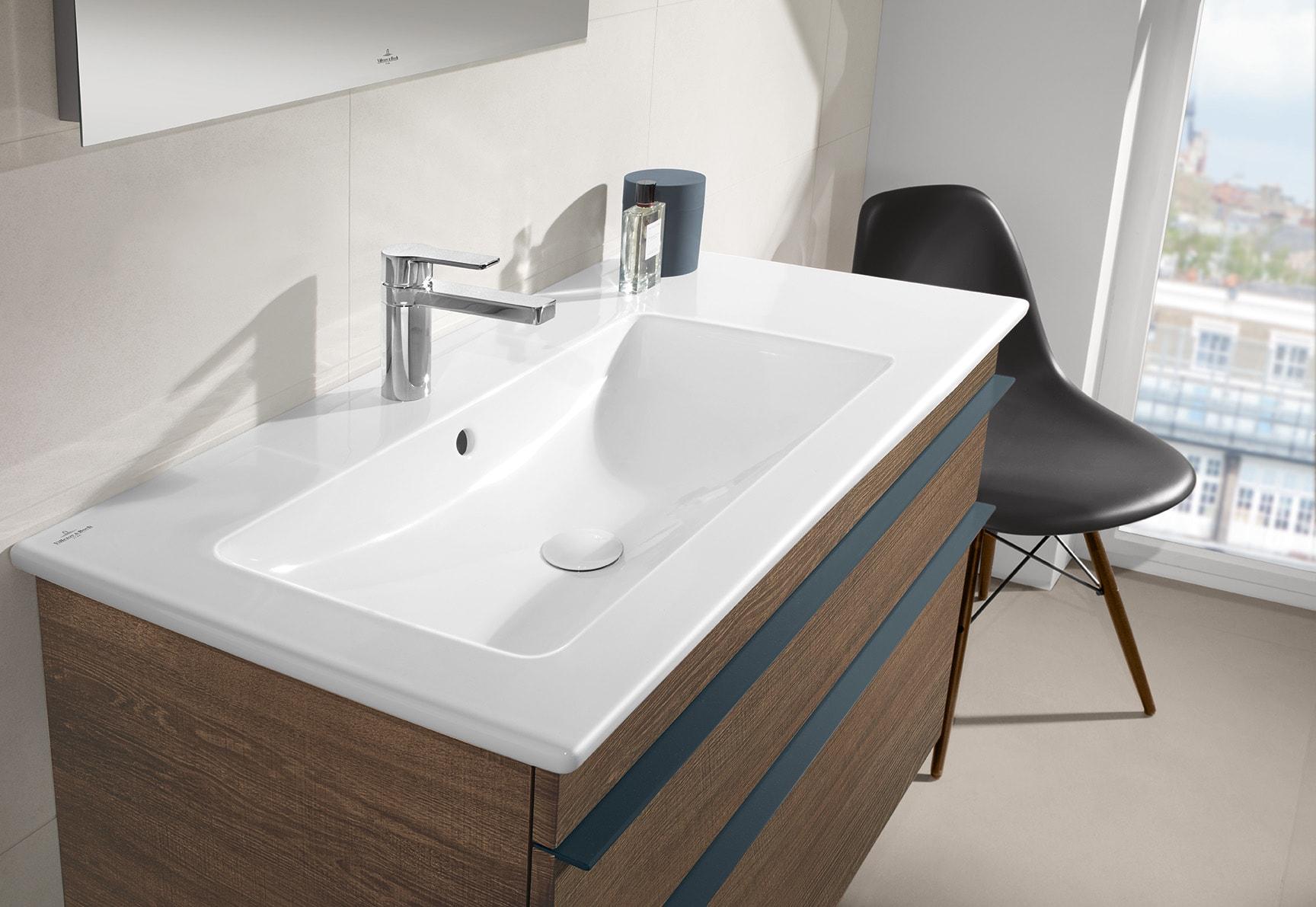 Minimalistická hranatá umyvadla pro vaši koupelnu 7