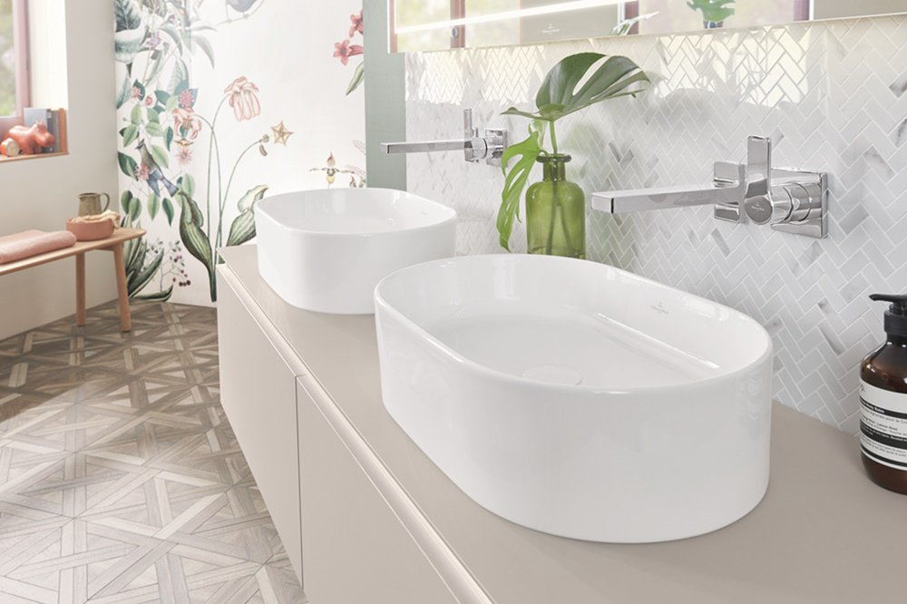 Koupelna ve venkovském stylu 9