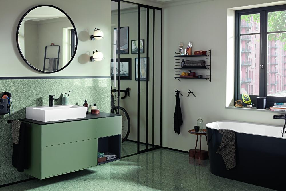 Minimalistická hranatá umyvadla pro vaši koupelnu 9