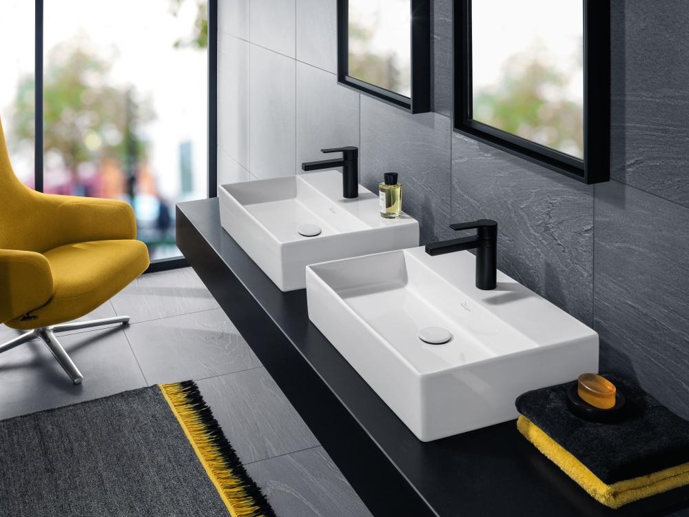 Minimalistická hranatá umyvadla pro vaši koupelnu 8