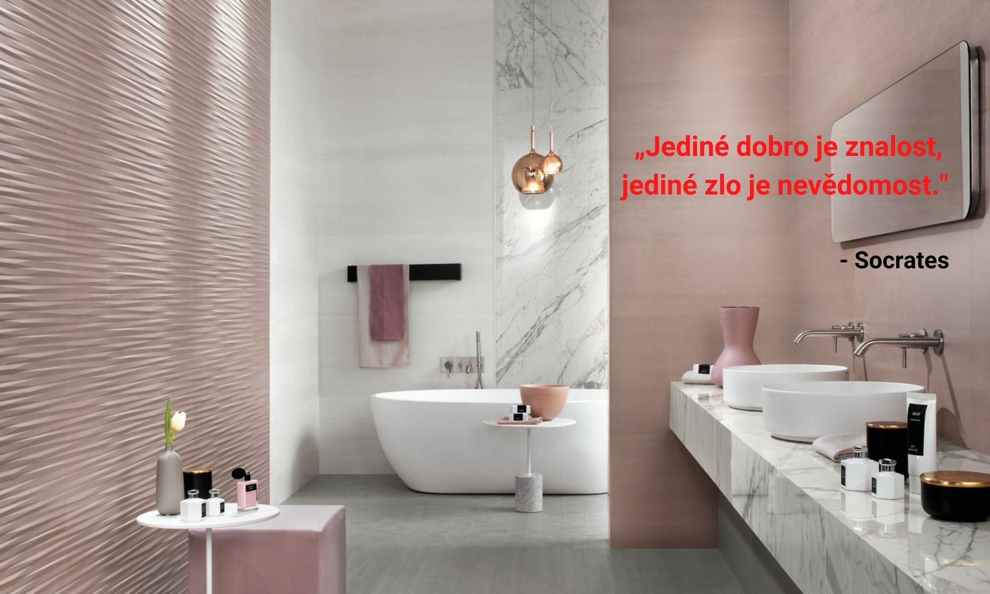 Dokonalé koupelny