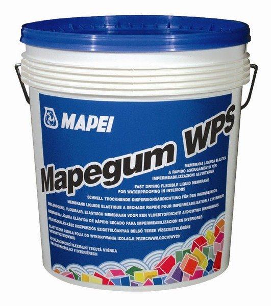 MAPEGUM WPS šedý Mapei Tekutá rychle schnoucí stěrka, 5kg 1
