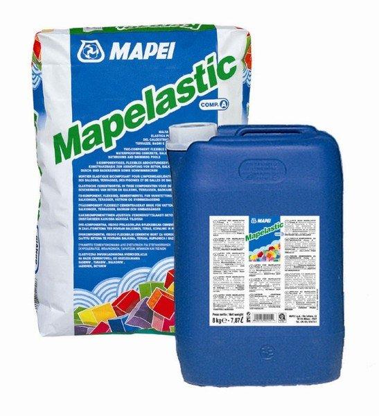 MAPELASTIC A+B Mapei Pružná cementová stěrka, 16kg 1