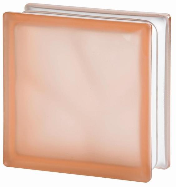 Luxfera 1919-8WPK2S Wave Sahara 2S Pink, s vlnkou, pískovaná růžová 1