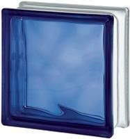 Luxfera 1919-8WBE Wave Blue, s vlnkou, tmavě modrá 1