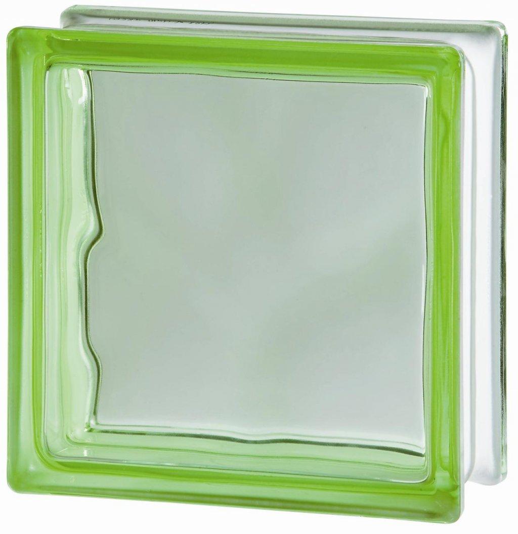 Luxfera 1919-8WGN Wave Green, s vlnkou, zelená 0