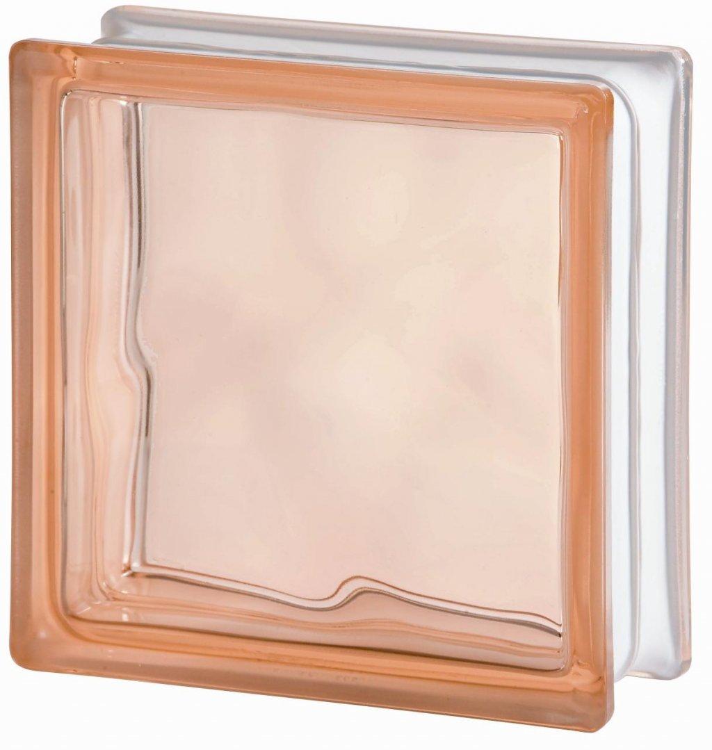 Luxfera 1919-8WPK Wave Pink, s vlnkou, růžová 0