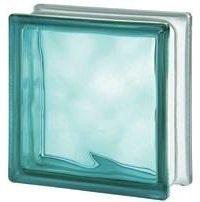 Luxfera 1919-8WTE Wave Turquoise, s vlnkou, tyrkysová 0