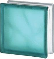 Luxfera 1919-8WTE2S Wave Sahara 2S Turquoise, s vlnkou, pískovaná tyrkysová 1
