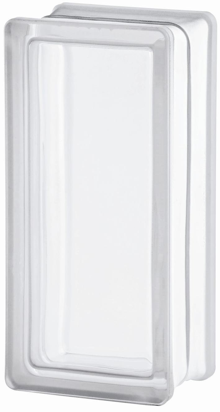 Luxfera 2411-8C1S Clearview Sahara 1S, rovná, jednostranně pískovaná 0