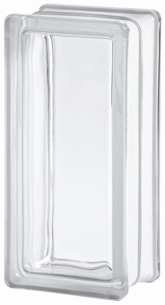 Luxfera 2411-8C Clearview, rovná, čirá 0