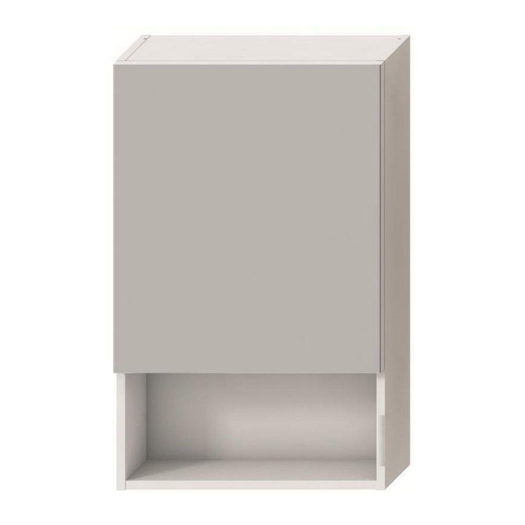 Zrcadlová skříňka 80 x 50 cm Jika LYRA, bílá 0