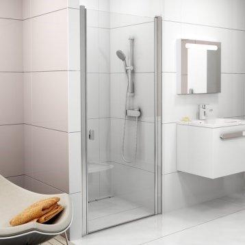 Sprchové dveře jednodílné CSD1-80 Ravak CHROME 0