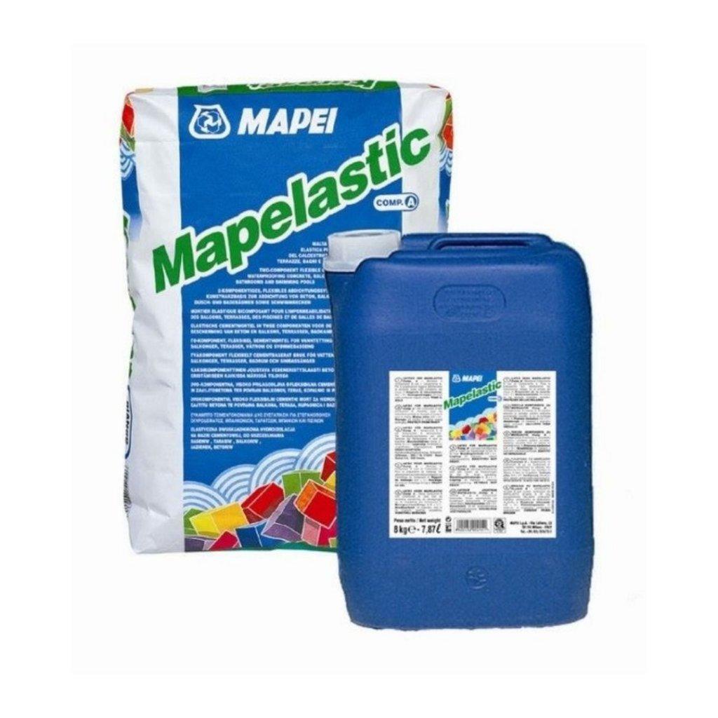 MAPELASTIC A+B Mapei Pružná cementová stěrka, 16kg 0