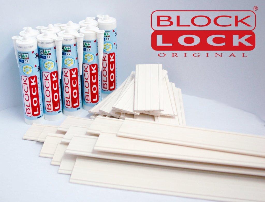 Montážní sada BlockLock pro 40 luxfer Basic 0