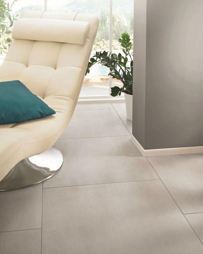 Dlažba KERACEM Grey 60x60, R9, rett 1