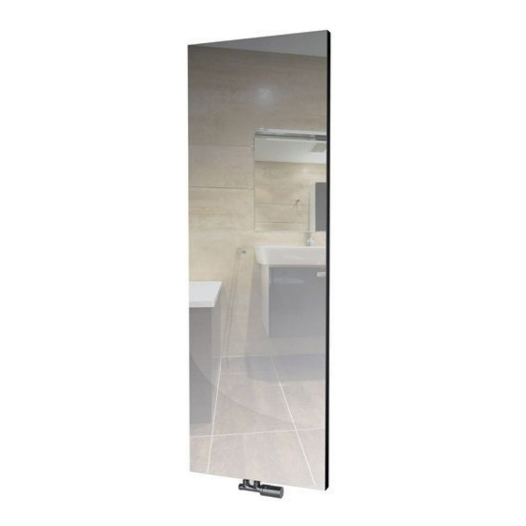 ISAN designový radiátor Variant Mirror se zrcadlem a LED osvětlením, výkon 701 W 0