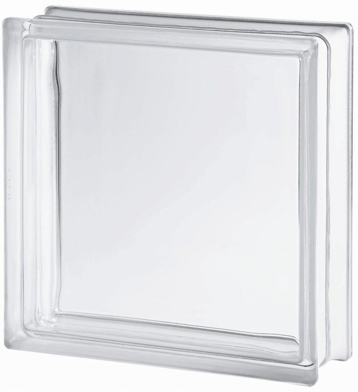 Luxfera 3030-10C1S Clearview Sat1, rovná, jednostranně pískovaná 0