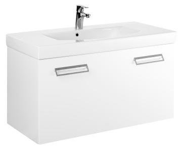 Umyvadlo 92 cm Gustavsberg LOGIC 92 nábytkové, bílá E+ glazura 3