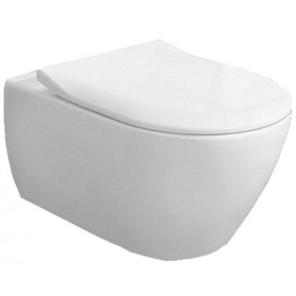 V&B Subway 2.0 WC Direct Flush Combi-Pack, Bílá Alpin CeramicPlus 1