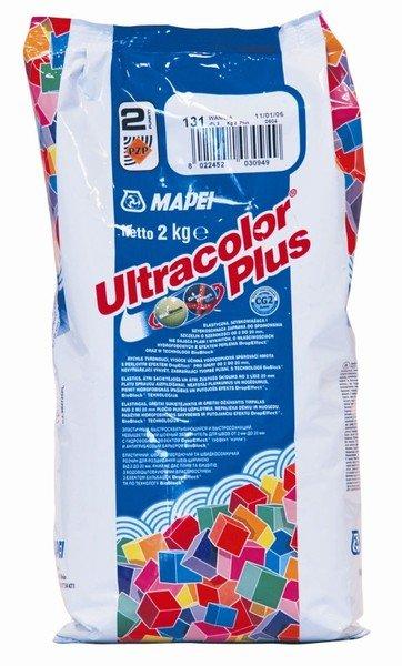 ULTRACOLOR PLUS 172 nebeská modř Mapei Hydrofobní spárovací tmel, 2kg 0
