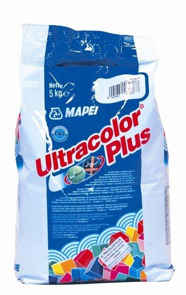 ULTRACOLOR PLUS 144 čokoládový Mapei Hydrofobní spárovací tmel, 5kg 0
