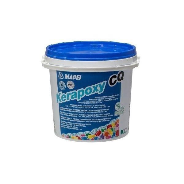 KERAPOXY CQ 132 béžový Mapei Spárovací hmota kyselinovzdorná, 3kg 1