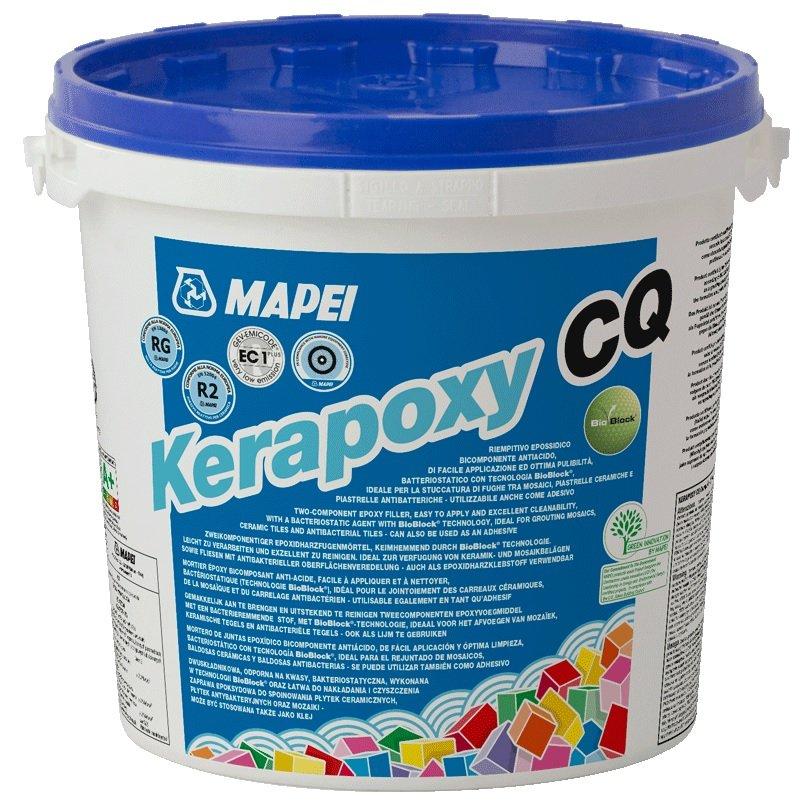 KERAPOXY CQ 132 béžový Mapei Spárovací hmota kyselinovzdorná, 3kg 0