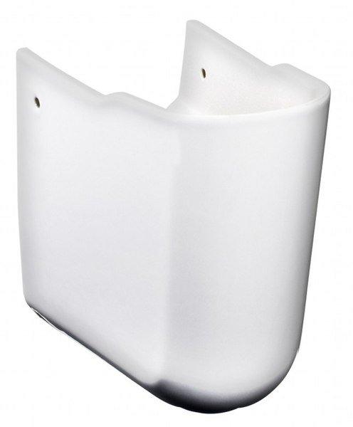 Polosloup pro umyvadlo Gustavsberg NAUTIC56, 60, 70, bílá 0
