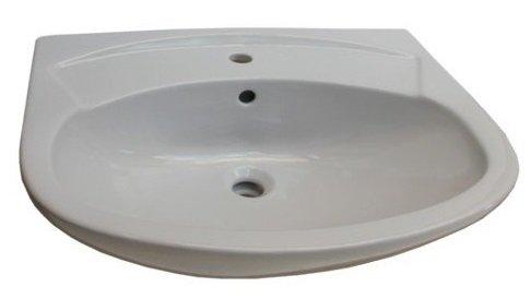 Umyvadlo 61x51cm Gustavsberg SAVAL 60, bílá 0