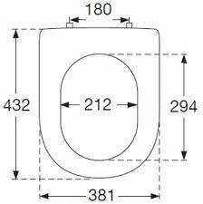V&B Subway 2.0, Klozetové sedátko s poklopem, závesy z ušlechtilé oceli, bílá Alpin 2