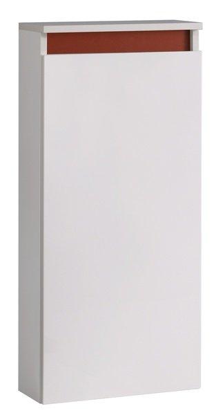 Dekorativní panel pro umyvadlovou skříňku Gustavsberg NAUTIC62, červená 0